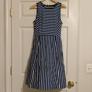 Banana Republic Factory Stripe Tank Dress